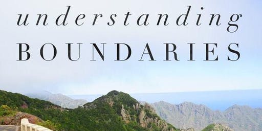 Boundaries Workshop l 12th September 2019
