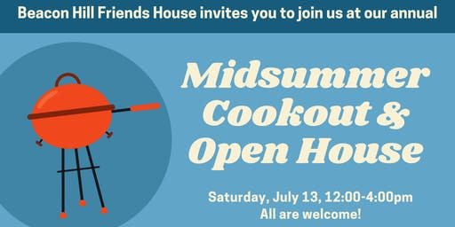 2019 Midsummer Cookout and Open House