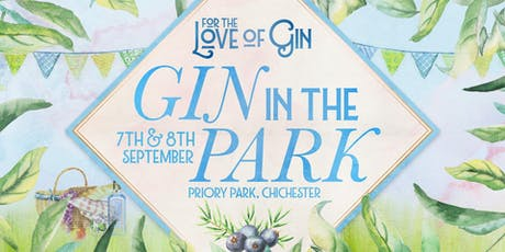 Gin in the Park - Chichester tickets