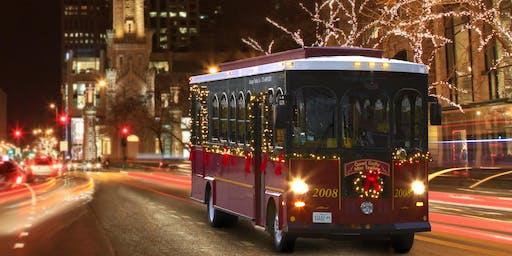 BYOB Holiday Lights Trolley - Cleveland