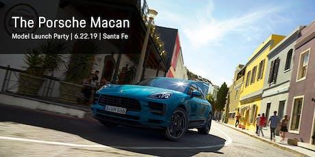 Porsche Macan Launch Party tickets