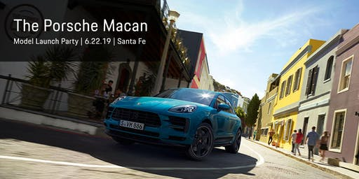 Porsche Macan Launch Party