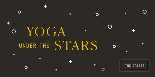 CANCELLED: Yoga Under the Stars