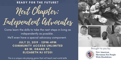Next Chapter: Independent Advocates