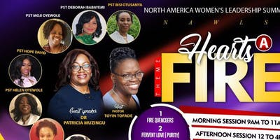 JCCI North America Women Leader's Synergy Presents Hearts A Fire