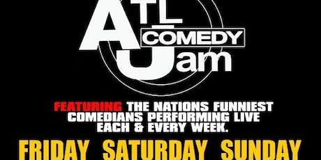 ATL Comedy Jam @ Oak tickets