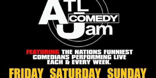 ATL Comedy Jam @ Oak