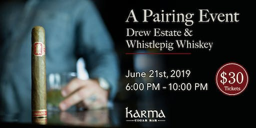 Karma Summer Kickoff Event || Drew Estate + Whistlepig Whiskey