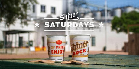 Shiner Saturdays tickets