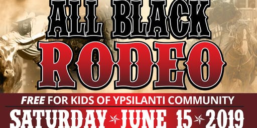 Ypsilanti's Kids to the Rodeo