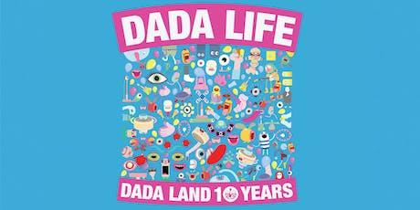 DADA LIFE – DADALAND 10 YEARS tickets