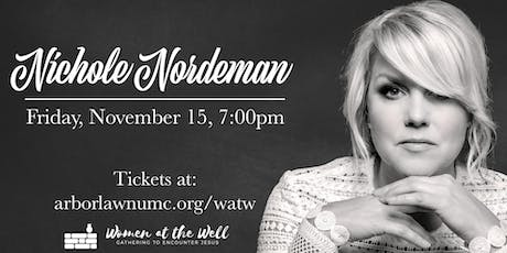 An Evening with Nichole Nordeman tickets