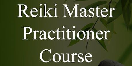 Reiki Master Practitioner Certification tickets