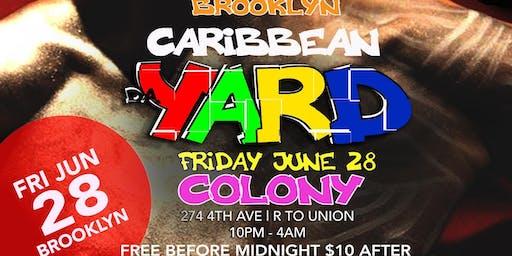 BLOOM | Da Caribbean Yard