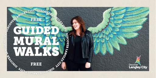 Guided Langley Mural Walk