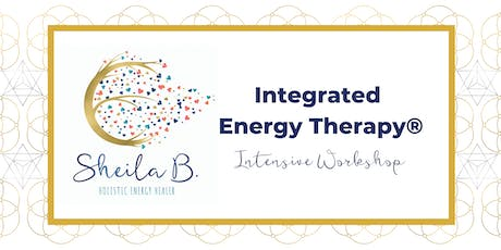 Integrated Energy Therapy® Intensive (all 3 levels) tickets