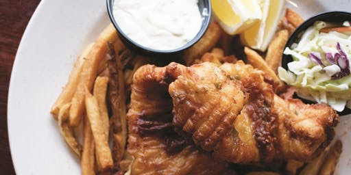 Friday All You Can Eat Fish Fry