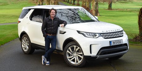 Discover Gardening with Diarmuid Gavin and Land Rover tickets