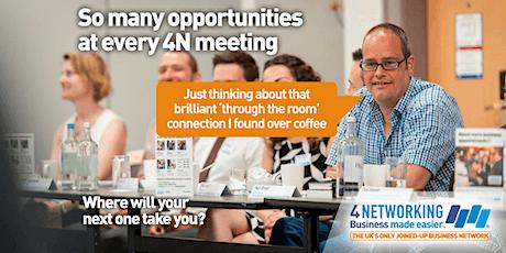 Witham & Maldon Breakfast - Business Networking tickets