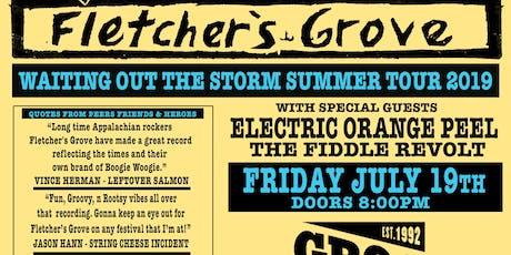 Fletchers Grove / Electric Orange Peel / The Fiddle Revolt tickets