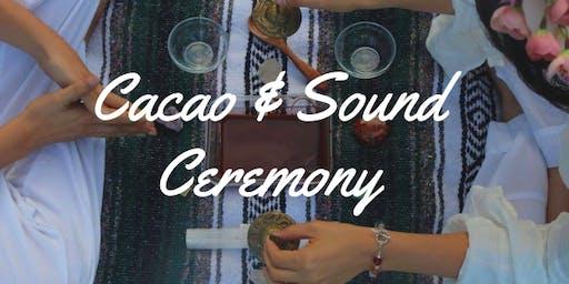 Cacao & Sound Ceremony