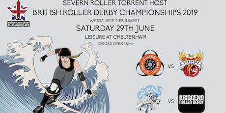 Severn Roller Torrent present British Roller Derby Championships tickets