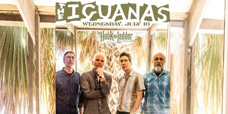 The Iguanas tickets
