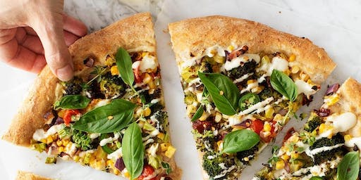 Cooking w/ The Red Herring: Vegan Pizza from Scratch