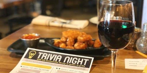 Free Trivia Night - 1st Monday Every Month