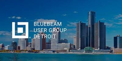 Detroit Bluebeam User Group (DetBUG) Launch Meeting!