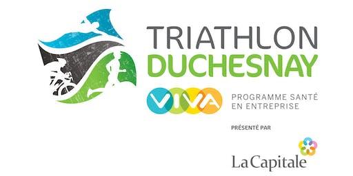 Copie de Bénévole Triathlon Duchesnay 2019