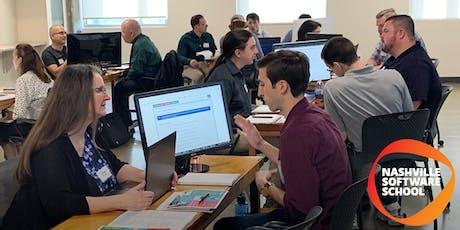 NSS Demo Day: Web Development Cohort 30 Graduation tickets