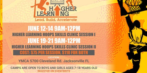 Higher Learning Hoops Camps