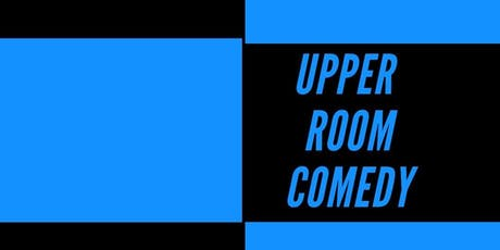 Upper Room Comedy - Open Mic Thursdays at Alley Cat tickets