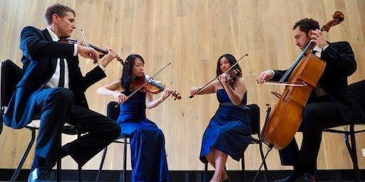 House Concert with Delgani String Quartet