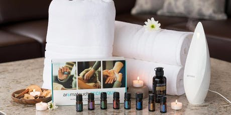 AromaTouch Technique Certification Class tickets