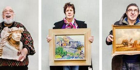 Art Auction to Support The Freemen House tickets