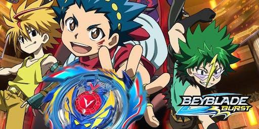 Cuarto Torneo de Beyblade Burst