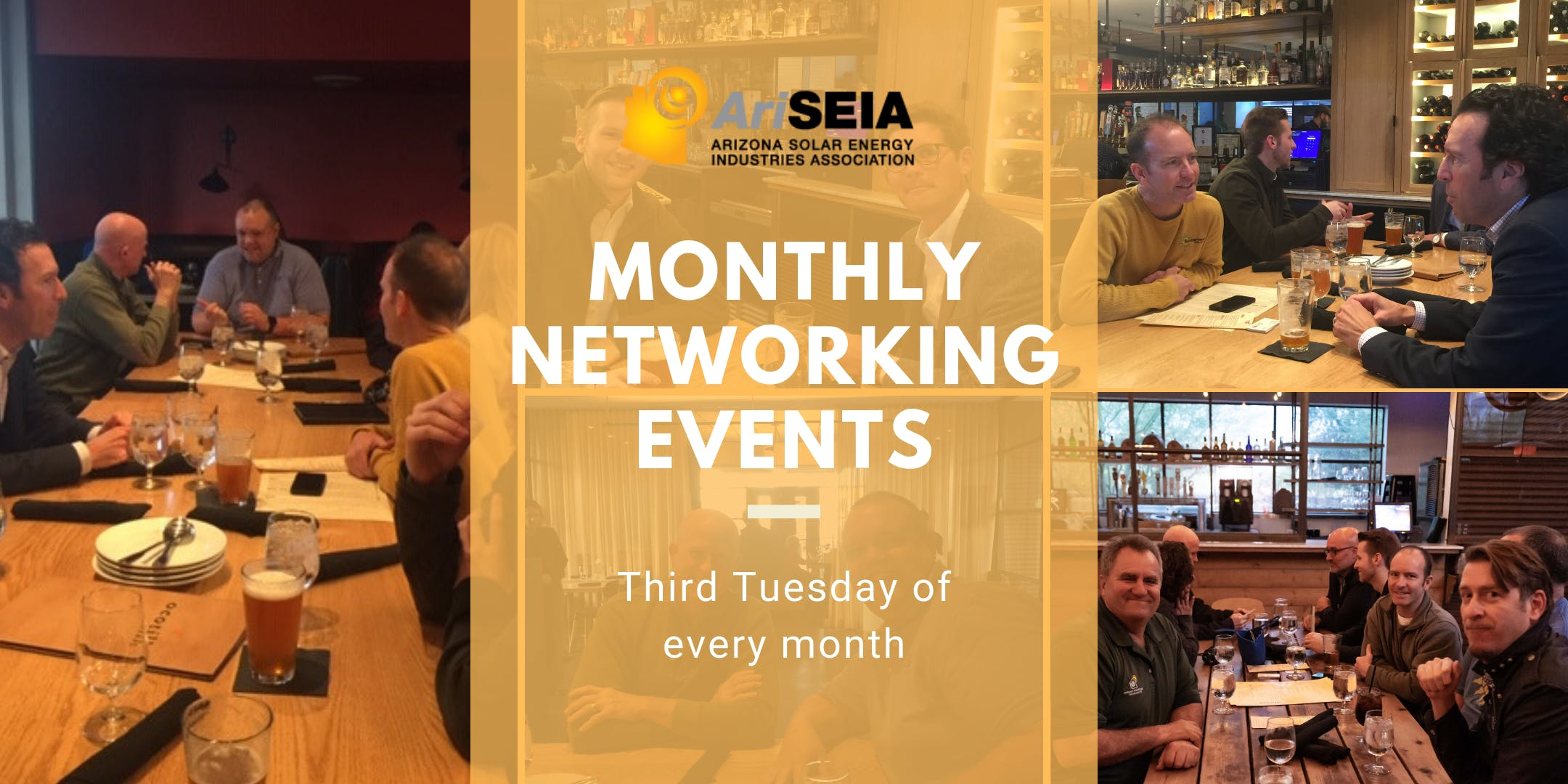 June AriSEIA Networking Event