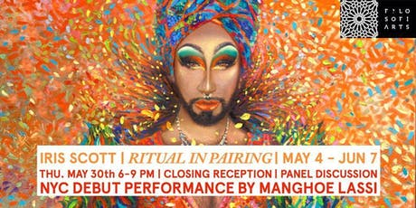 Iris Scott Ritual in Pairing: Manghoe Lassi Makes NYC Drag Performance Debut tickets