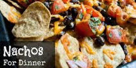 Nacho Night with Burritos & Beer tickets