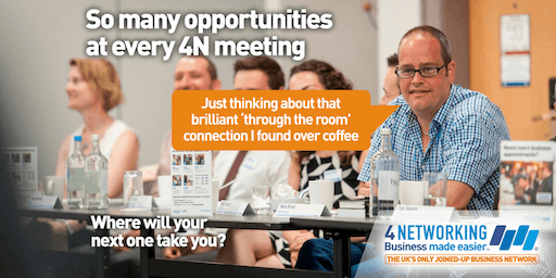 NEW! Witham & Maldon Breakfast - Business Networking