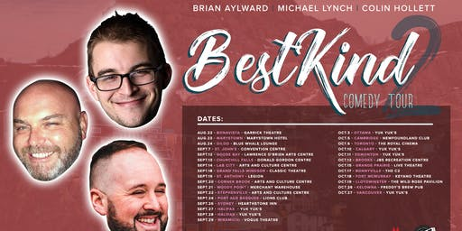Best Kind Comedy Tour 2