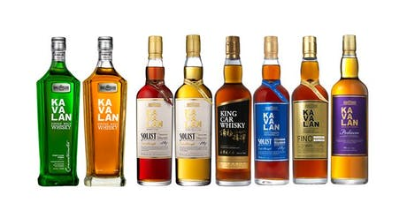 Hundred Proof Spirit Sessions: Kavalan Whisky tickets
