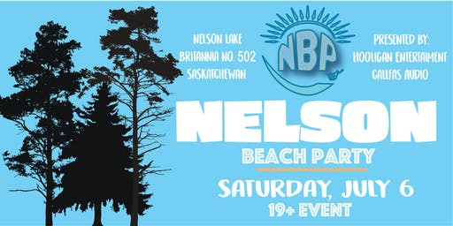 Nelson Beach Party