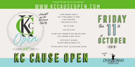 2019 KC Cause Open tickets