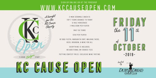 2019 KC Cause Open