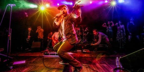 REMEMBER JONES - Super Soul Music with a 12 Piece Show Band! tickets