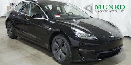EV Conference - Revealing Secrets of Tesla Model 3, BMW i3 and Chevy Bolt tickets