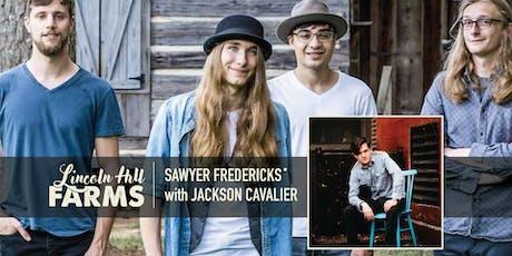 Sawyer Fredericks with Jackson Cavalier @LHF tickets